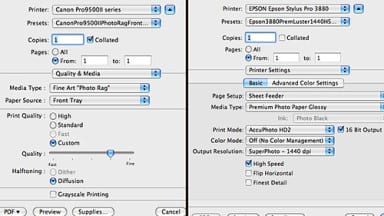 Monitor to Print Matching (Part 3): Fast and Affordable Print Testing
