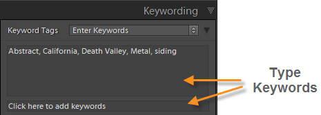 1-keyword-panel