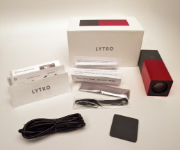 Photo by Scott Bourne - Lytro Unboxing