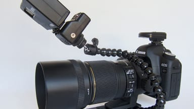 Low-Priced – High Performance Lightweight Canon Macro Flash Set-up