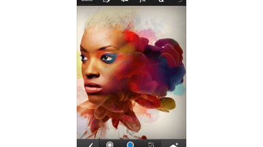Photoshop for iPhone and Android Now Shipping