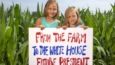 Future Presidents Photo Project by Matthew Jordan Smith