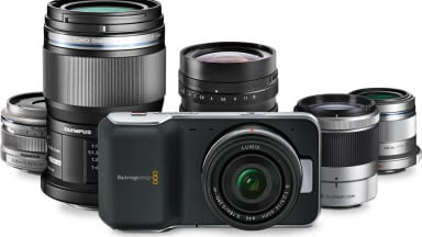 Unboxing the Blackmagic Pocket Cinema Camera