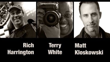 DSLR Video, Terry White, and Matt Kloskowski — Photofocus Podcast 10/5/13