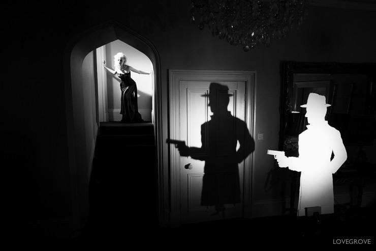 Gallery For Film Noir Photography Lighting