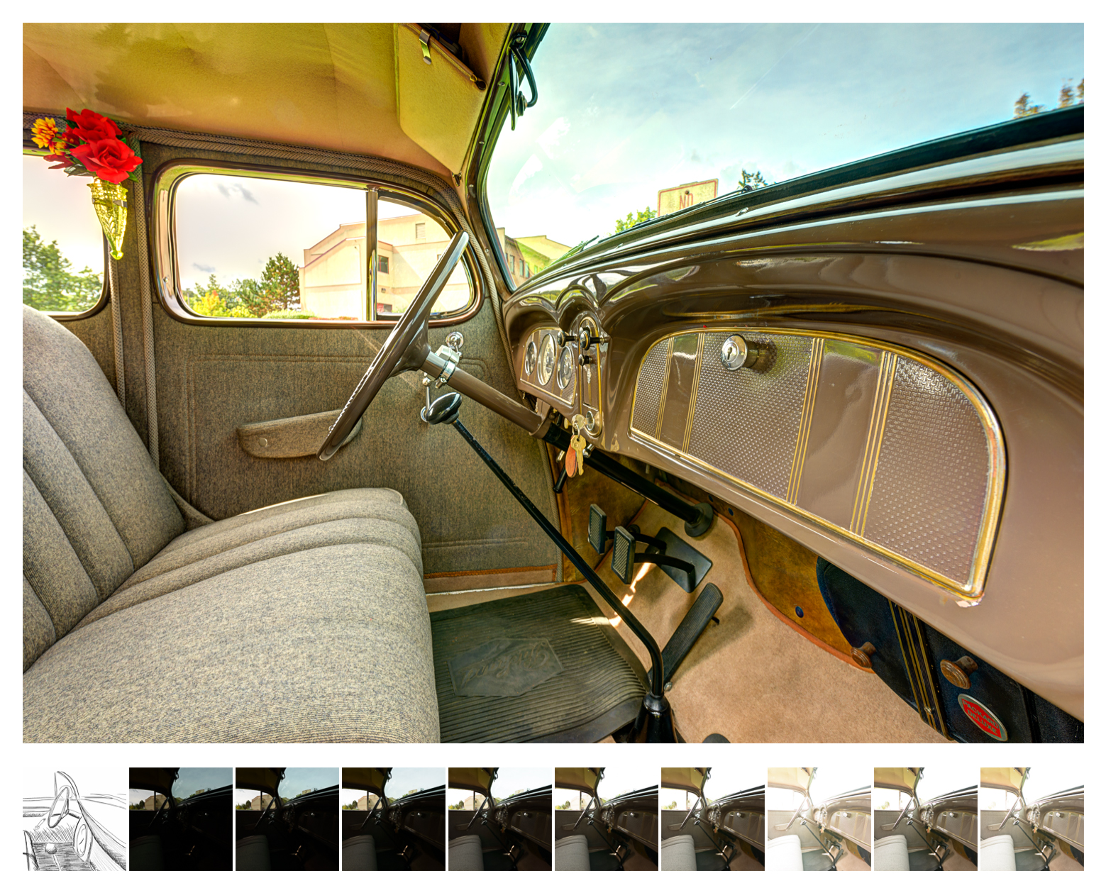Packard HDR2