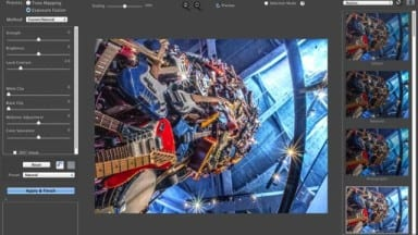 Try Out the Public Beta of Photomatix 5
