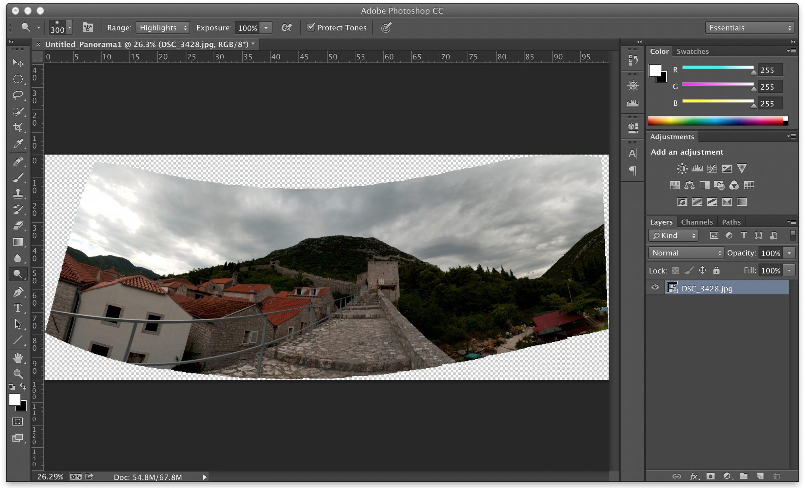Aprender a editar fotos en photoshop cs6 76