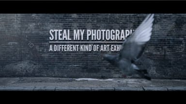 """Steal My Photograph! London "" Video & How It Was Made"