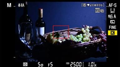 Manually White-Balancing a Camera