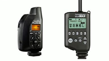 Using a Wireless Transmitter to Trigger Strobes