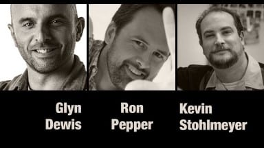 Glyn Dewis, Ron Pepper, Kevin Stohlmeyer | Photofocus Podcast 1/5/14