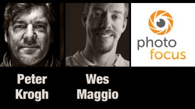 Peter Krogh & Wes Maggio | Photofocus Podcast 2/15/14