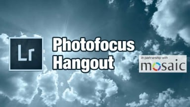 Don't Miss Today's Lightroom Hangout with Lesa Snider