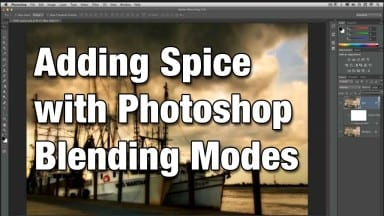 Adding Spice with Photoshop Blending Modes