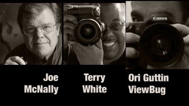 Joe McNally, Terry White & Ori Guttin | Photofocus Podcast 3/5/14