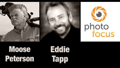 Moose Peterson & Eddie Tapp | Photofocus Podcast 3/15/14