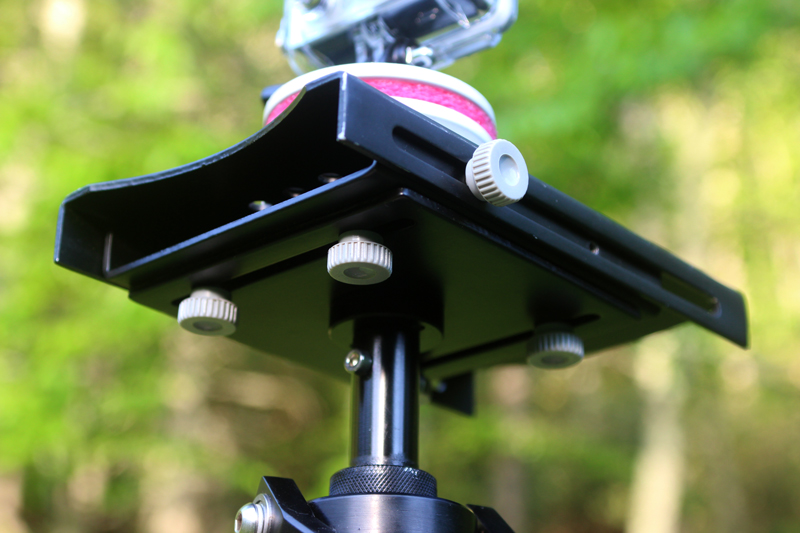 Upper - Platform Micro-Adjustment