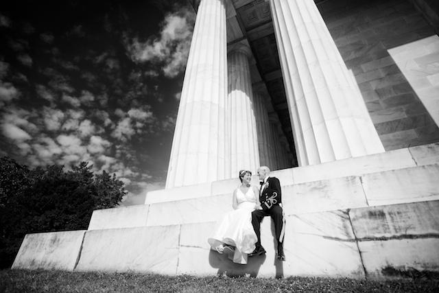 Lincoln Memorial Love