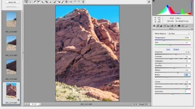 Synchronize Camera Raw Settings in Photoshop