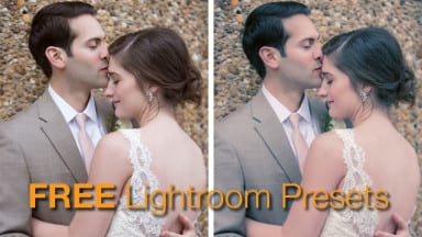 Get Free Lightroom Presets from Photofocus and Mosaic