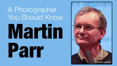 Martin Parr | A Photographer You Should Know