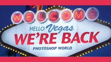 Photoshop World Vegas Special — Expires 4/14/14