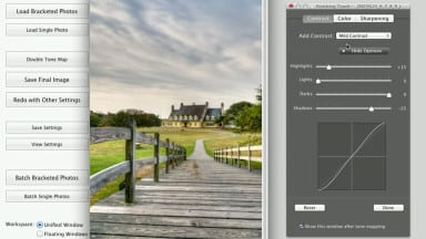 Reducing Chromatic Aberration in HDR Photos