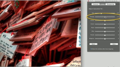Add Finishing Touches to HDR Photos