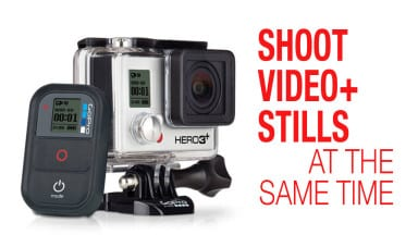 Shoot Video and Photos at the Same Time on a GoPro