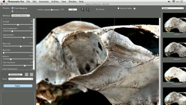 Working with Single Files in Photomatix Pro