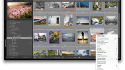 You can choose a new cover photo inside of Lightroom.