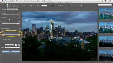 When to Use Exposure Fusion for HDR