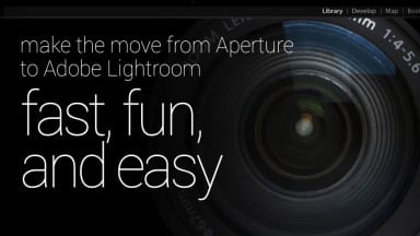 Free Webinar on Migrating from Aperture
