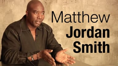 Get to Know Matthew Jordan Smith