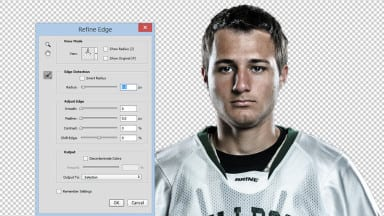 Sport Portrait Composite part 3 of 3 | How I Got the Shot