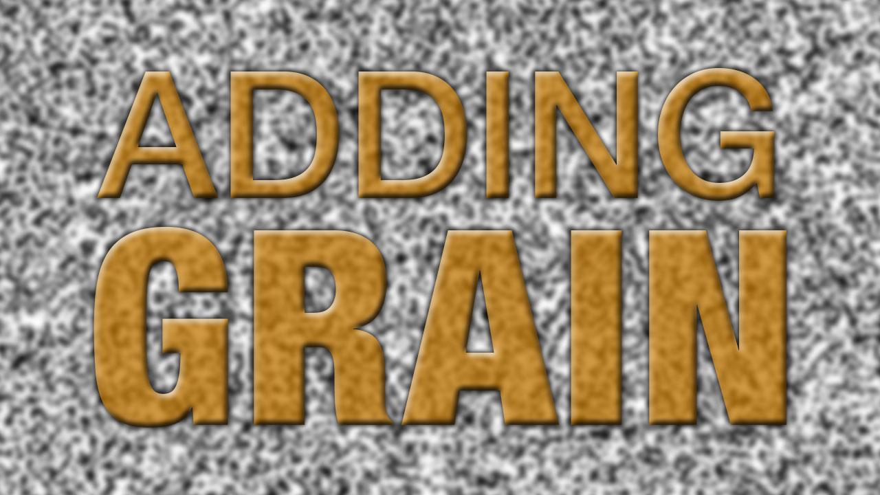 AddingGrain