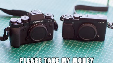 FujiFilm's Mirror-less Madness: Hands on with FujiFilm's X-T1 and X-E2 (Firmware 2.0)