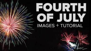 Post July 4th Firework Images