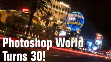Photoshop World turns 30: Why should you attend this year?