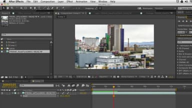 Adding Motion to a Timelapse Shot in Post