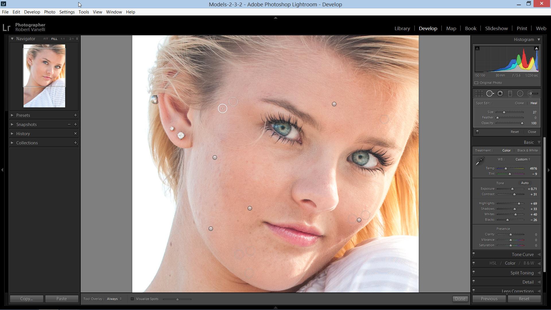 3 Tips for Perfect Skin inside Lightroom | Photofocus