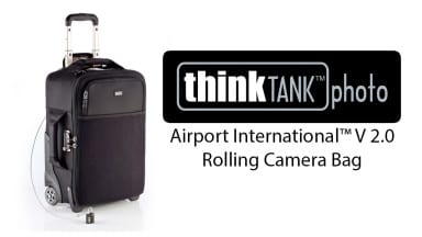 Gear Review: ThinkTank Airport International V 2.0