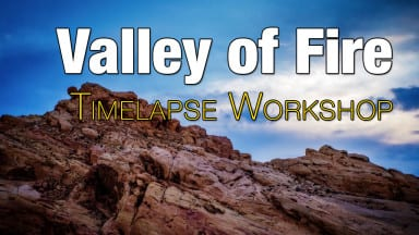 Join Me for a Timelapse Workshop