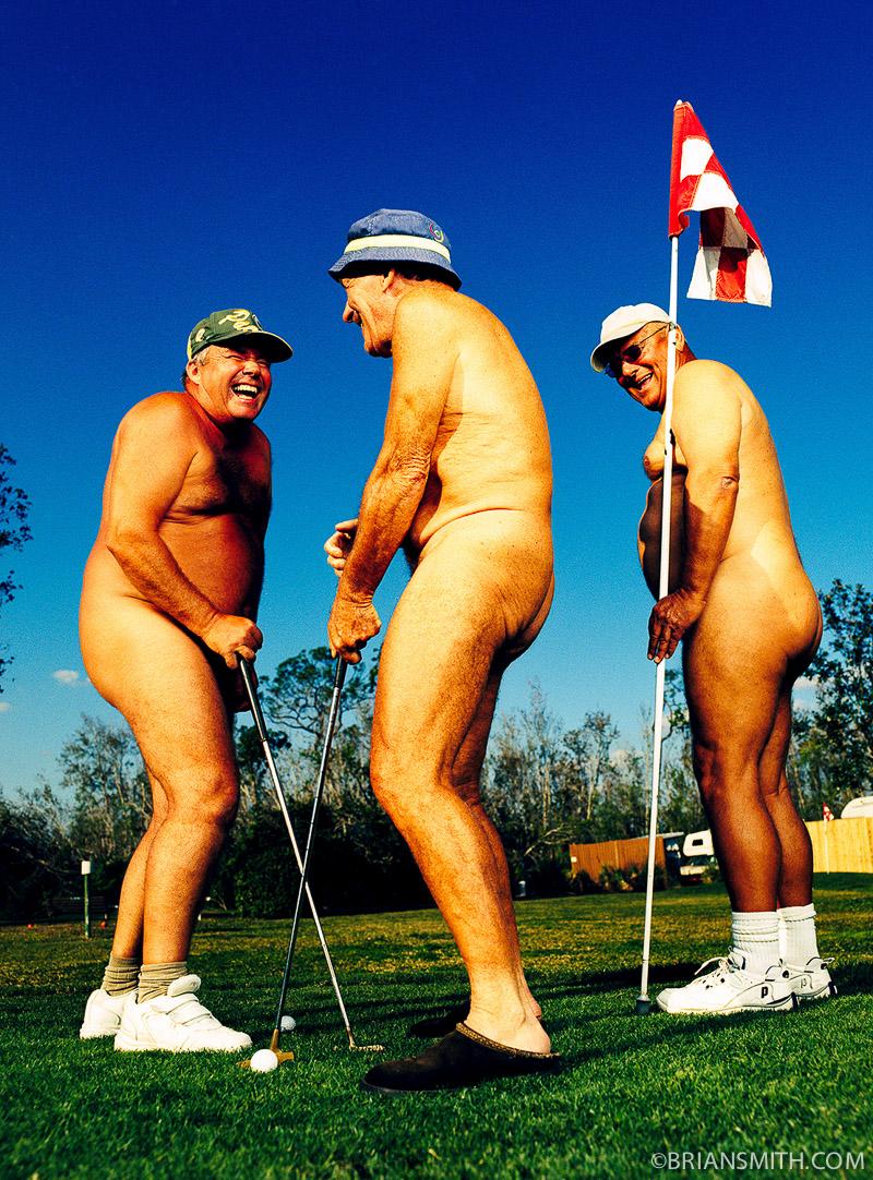 Brian-Smith-Nude-Golfers