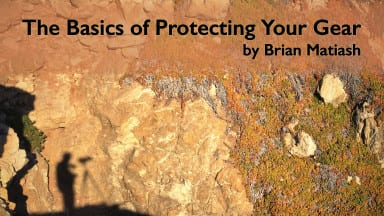 The Basics of Protecting Your Gear