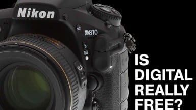 Click away: Digital is FREE, or is it?