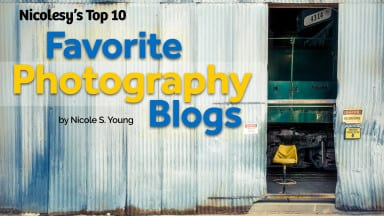 "My ""Top 10"" Favorite Photography Blogs"