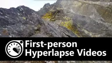 Hyperlapse delivers smooth POV time lapse