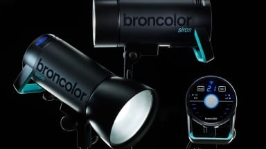 The Photokina Files – New Siros Monolight from Broncolor